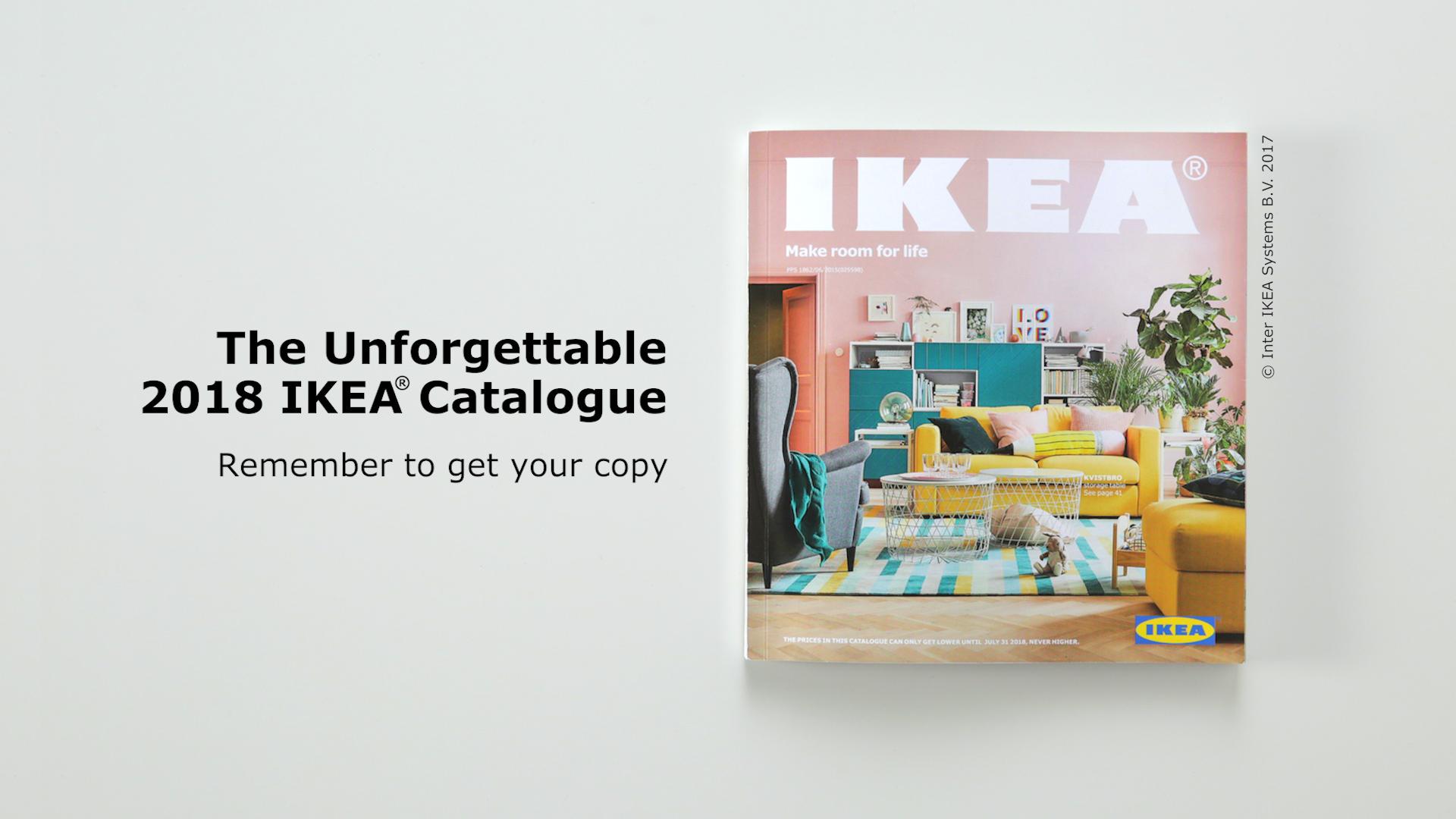 Human catalogue 2018 ikea for Catalogue ikea 2018